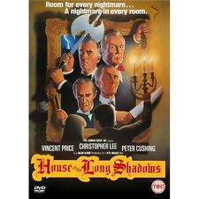 House Of The Long Shadows - Vincent Price, Peter Cushing - New DVD