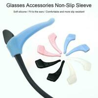 Glasses Silicone Anti Slip Sleeve Comfort Glasses Retainers N6Z8