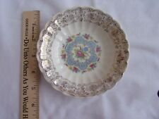 LIMOGES LYRIC - Small BOWL 5 1/4 inch round X 1 1/8 inch deep