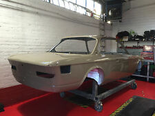 BMW E9 CSL, CSi, CSa chassis repair jig, restoration trolley, mount, frame,dolly