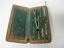 VINTAGE DRAFTING SET KEUFFEL & ESSER CO. NEW YORK PARAGON   MADE IN GERMANY