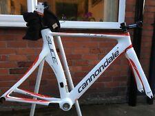 Cannondale Slice Triathlon/Time Trial frameset 54 cm (Pls Read Description)