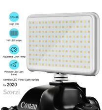 Dimmable LED Camera Video Light Panel, Canon, Nikon, Olympus, Panasonic, Sony