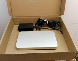 Cisco Meraki Cloud Managed Firewall MX64-HW unclaimed perfect condition