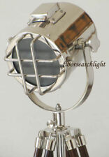 Nautical Home Decor Table Lamp Studio Searchlight Designer Tripod Spotlight Lamp