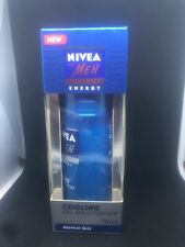Nivea Men Energy Cooling Gel Moisturiser, 75ml.