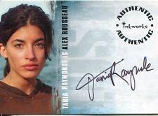 Lost Season 2 Autograph Card A19 Tania Raymonde