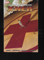 Ultimate Comics X-Men Vol 1 by Brian Wood 2013 TPB Marvel Comics OOP 1st Edition