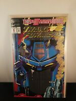 Transformers: Generation 2 #1 (1993) Marvel Key Issue Comic Book Foil