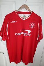 Nottingham Forest 2009-2010 Home Football Shirt Size XL