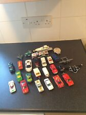 Vintage Matchbox And Other Toy Cars