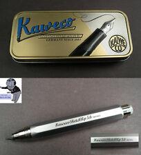 # Kaweco Sketch Up satin-chrome Bleistift mit  5,6mm Mine  #