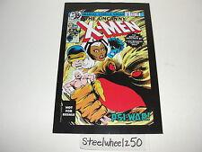 Uncanny X-Men #117 Comic Marvel Legends Reprint 2004 Professor X Galactus Series