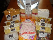 Chocolate Fountain/Fondue Deluxe Part pack 50 people
