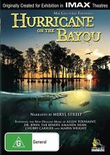 Imax - Hurricane On The Bayou (DVD, 2009)