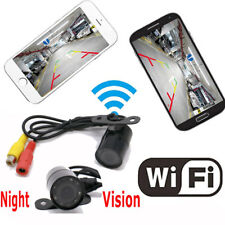 Wifi Car Backup Camera Realtime Video Transmitter 903W + 170° Camera for iPhone