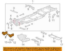 GM OEM Frame-Front Section 84037080