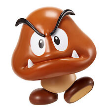 World of Nintendo Mario SERIE 3 Super-Goomba Action Figure - * Nuovo di Zecca *