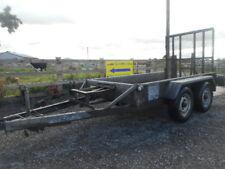Indespention plant trailer mini digger transporter 8 x 4