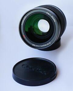 Carl Zeiss Distagon f/1.4 35mm T* Lens MMJ Contax C/Y mount