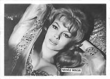 B58953 Michele Mercier Actors acteurs 12x8cm  movie star
