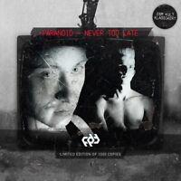 PARANOID - NEVER TOO LATE   CD NEU