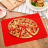 Bakeware Silicone Baking Mats BBQ Microwave Oven Baking Tray Mats 17cm*17cm