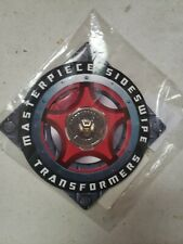 Transformers MP12 Sideswipe Bonus Coin Accessory