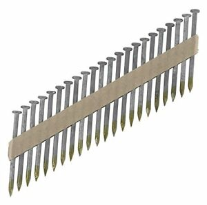 "Hitachi 17124 1-1/2 x .148"" Smooth Shank Framing Treated Nails NR65AK 3000 Case"