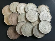 ONE 1921 MORGAN SILVER DOLLAR 90% SILVER GOOD OR BETTER CIRCULATED FAST S&H