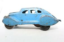 1930'S MARX MYSTERY CAR - PRESSED STEEL