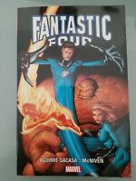 FANTASTIC FOUR by AGUIRRE-SACASA & STEVE McNIVEN TPB 2014 BRAND NEW UNREAD