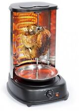Electric Rotating Vertical Rotisserie Grill  2000W BBQ