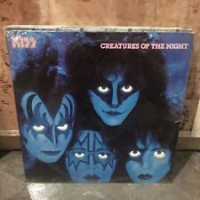 "Kiss 33 rpm Philippines 12"" EP LP creatures of the night SEALED original"