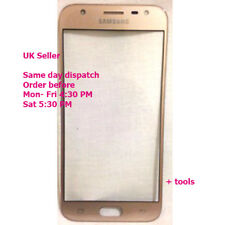 "Samsung Galaxy J3 2017 J330 J330F Pantalla Táctil de Cristal Exterior Frontal oro J3 Pro 5"""