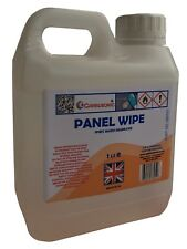 PANEL WIPE 1LT DEGREASER SPIRIT BASED PAINT PREP FLUID CAR BODY SPRAYING