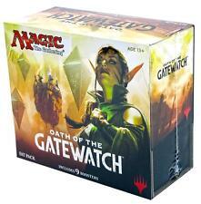 Oath of the Gatewatch Fat Pack Sealed Magic: the Gathering MTG Eldrazi Bundle