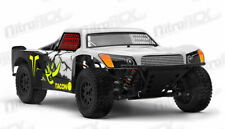 1/14 Tacon Thriller Short Course Rc Truck Electric Brushless Ready to Run White
