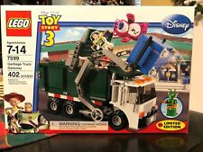 LEGO Toy Story 7599 Garbage Truck Getaway ** RARE LIMITED NEW SEALED from 2010 *