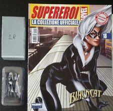 Supereroi Classic Marvel Collezione Ufficiale Fabbri Eaglemoss Black Cat 18 ITA