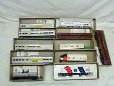 Lot of 11 Vintage HO Gauge Athearn Trains