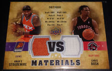 Serial Numbered Toronto Raptors Not Professionally Graded Basketball Trading Cards