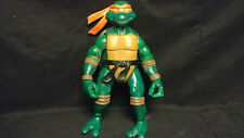 "Teenage Mutant Ninja Turtles TMNT Giant Michaelangelo Playmates 12"" 2003 2006"