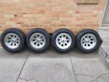 FORD/CHRYSLER JELLY BEAN WILDFIRE 14X7 ALLOY WHEELS