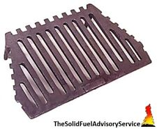 New Replacement Regal Bottom Fire Grate 16 or 18 Inch C/W 2 Legs Coal Wood Stove