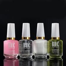2 Bottles 15ml Nail Care Nutrition Oil Softener Base Top Coat for Nail Art