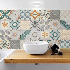 PS00168 Adesivi murali in pvc per piastrelle per bagno e cucina Stickers design