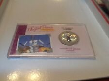 Disney's Magical Collection Limited Edition Coin Tapestry Of Dreams