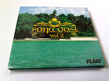 "CD ""ZONA OASI VOL 2"" 2CD 26 TRACKS COMO NUEVO DIGIPACK CLAUDI ANTONI DOMENECH"