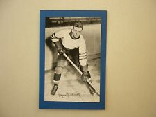 1934/43 BEEHIVE CORN SYRUP GROUP 1 NHL HOCKEY PHOTO LYNN PATRICK SHARP BEE HIVE